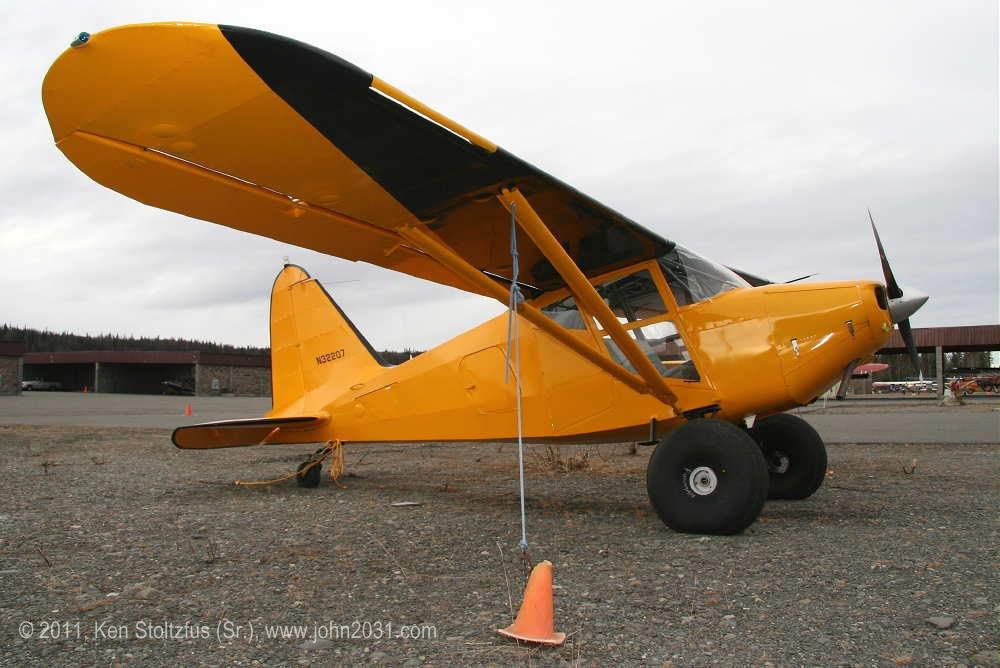 Cessna 150 Taildragger Bush Plane | LONG HAIRSTYLES