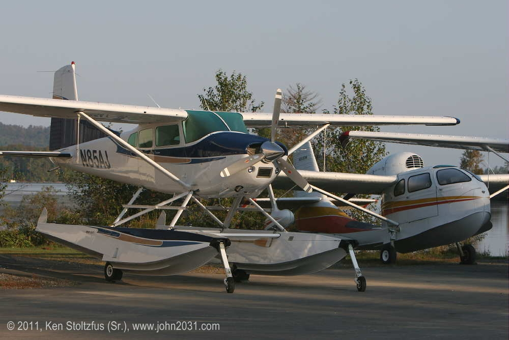 start landung cessna 310 ps