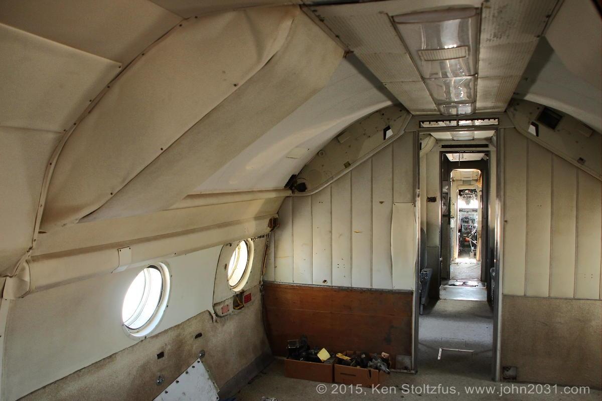 Lockheed C 121a Constellation Columbine Ii Air Force One