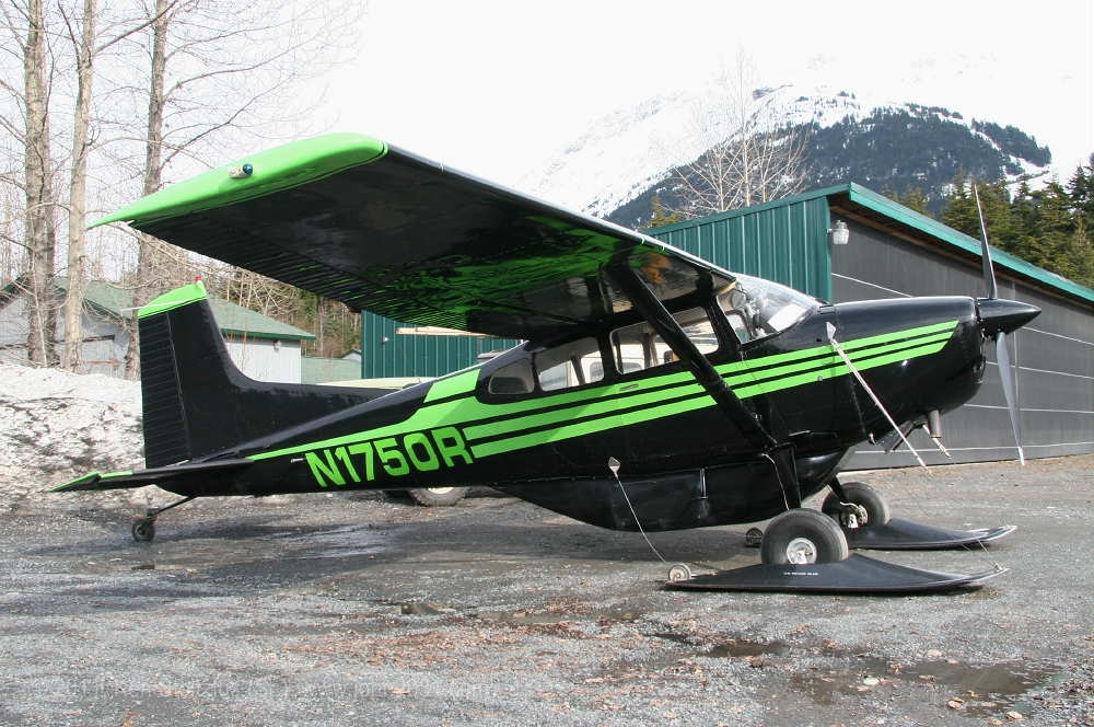 Cessna 185 For Sale Alaska
