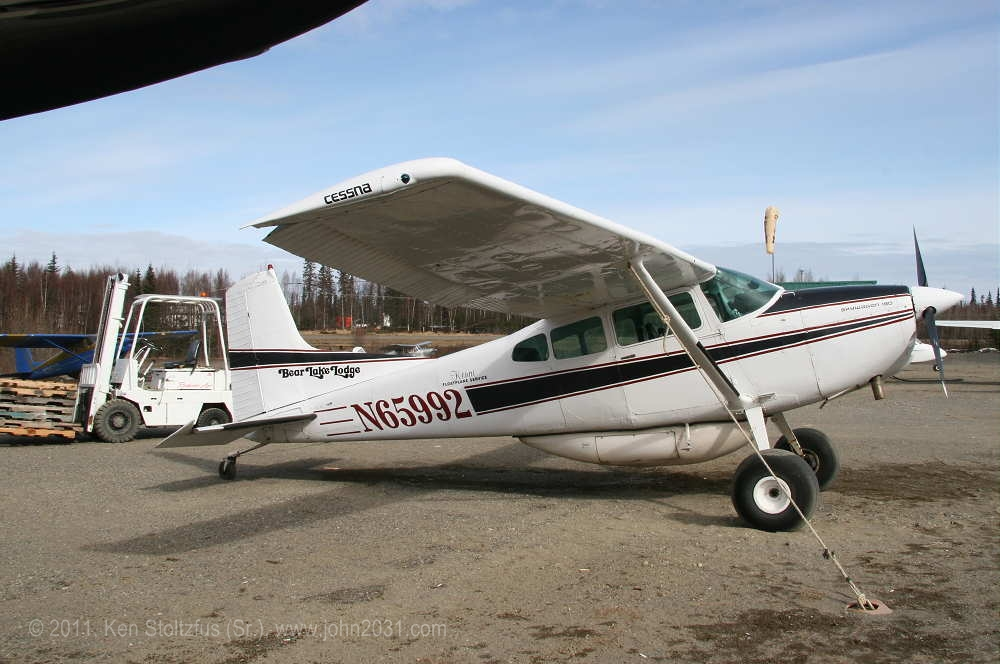 Alaska bush planes, photos, pictures and information