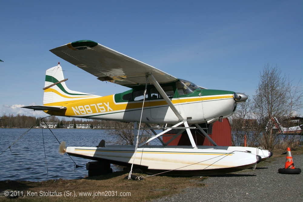 Cessna 185 photos and information, Cessna Aircraft