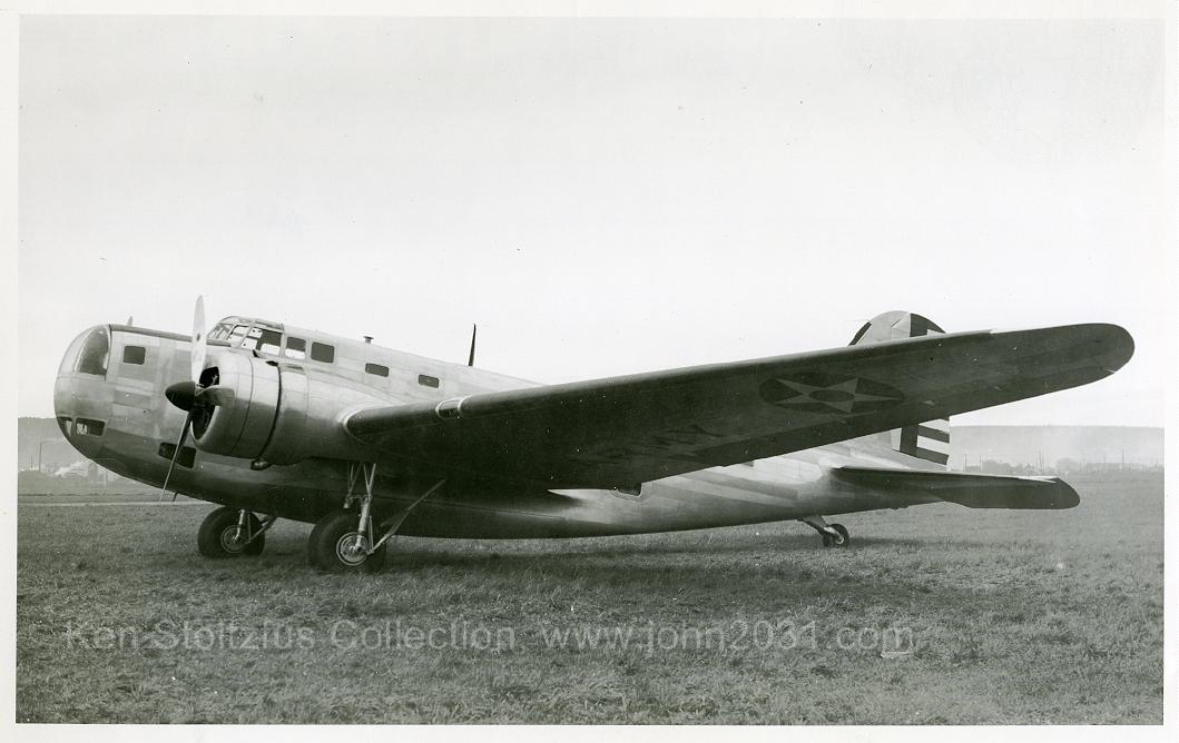 Douglas B 18 Bolo Bomber Photos And Information Welcome