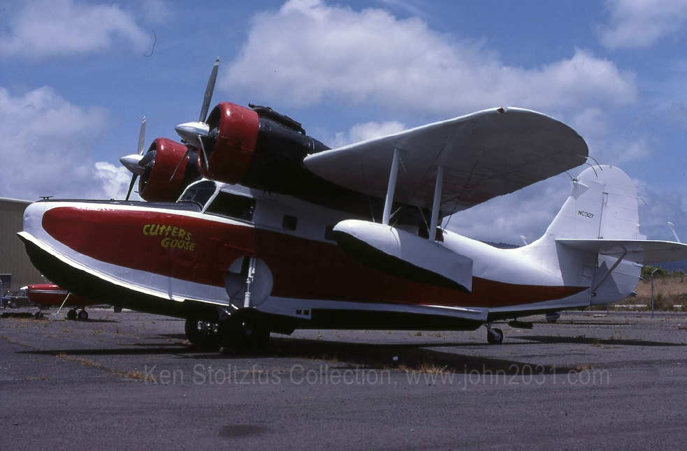 Grumman Goose Aircraft photos, airplane pictures, G-21, JRF, OA-9