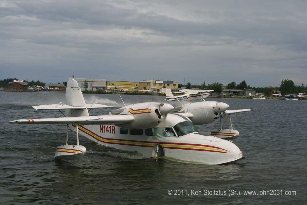 Grumman Aircraft, G-44 Widgeon...