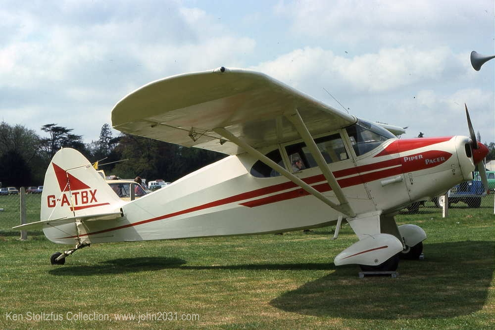 Piper PA-20 Pacer aircraft, airplane pictures and