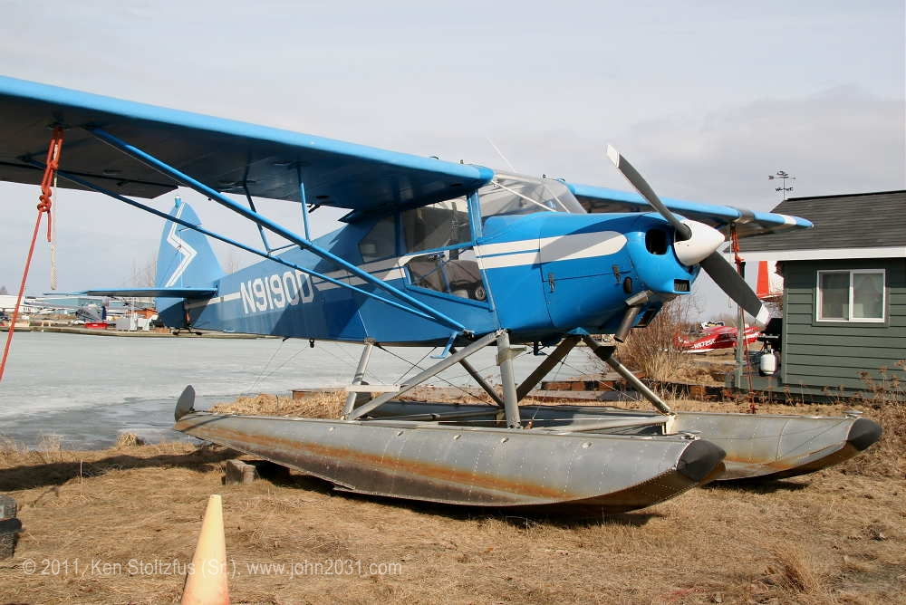 Piper PA-22-20 Pacer, Bryant Producer pictures and