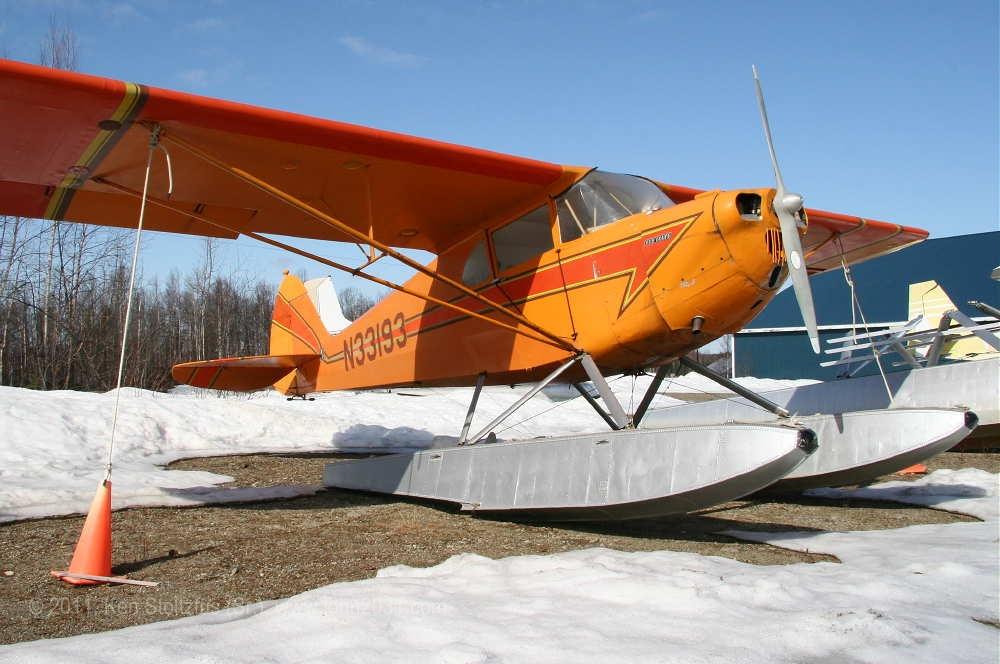 Piper J4 Cub Coupe airplane pictures, J4A, J4B, J4E, J4F, L-4E